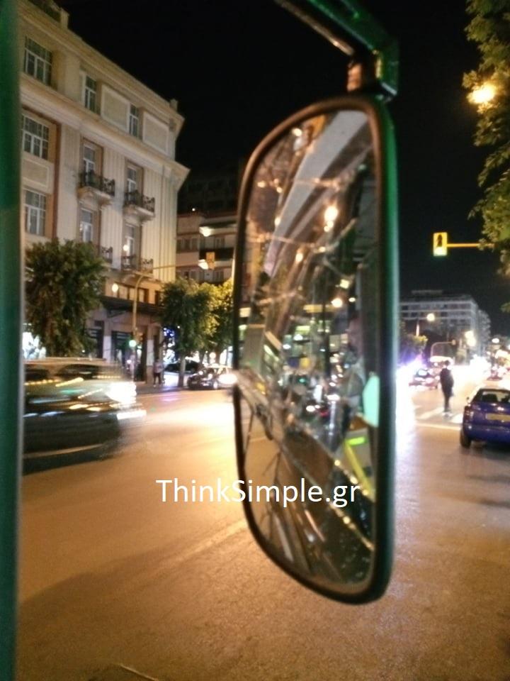 Θεσσαλονίκη: Παρέα έκανε «γυαλιά – καρφιά» λεωφορείο του ΟΑΣΘ (ΦΩΤΟ), φωτογραφία-5